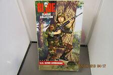 "1998 GI Joe 12"" Figurine U.S. 82ND Airborne Classic Collection Blonde Female"