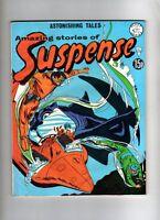 AMAZING STORIES OF SUSPENSE - ALAN CLASS # 166