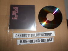 CD Indie Grizzly Bear-Ready, able (3) canzone PROMO Warp rec