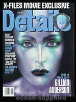 GILLIAN ANDERSON Dave Matthews CASPER VAN DIEN David Duchovny 1998 Details