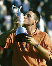 Ben Curtis Hand Signed 8x10 Photo PGA autograph