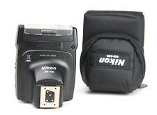 Nikon SB-400 Speedlite Flash Flashgun For Nikon DSLR Cameras with Case