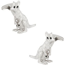 Kangaroo Cufflinks Direct from Cuff-Daddy