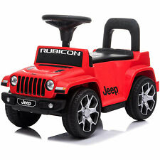 Best Ride On Cars Baby Toddler Jeep Rubicon Push Car Riding Toy Vehicle, Red
