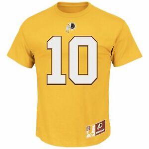 Robert Griffin III RG3 #10 Washington Redskins NFL Mens TShirt Eligible Receiver