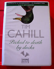 Tim Cahill Pecked To Death By Ducks 12-Tape UNA.Audio Jeff Harding Danger/Action