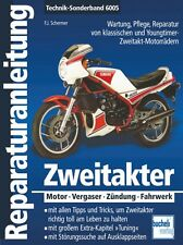 Zweitakter Reparaturanleitung: Motor - Vergaser -Zündung - Fahrwerk