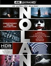CHRISTOPHER NOLAN COLLECTION [7 4K ULTRA HD + 14 BLU RAY] NUOVO