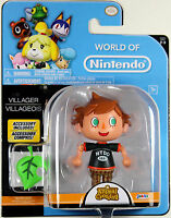 World of Nintendo ~ VILLAGER ACTION FIGURE ~ Animal Crossing
