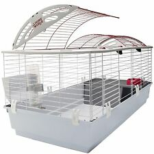 Small Pet Cage Large Bunny Guinea Pig Rabbit Animal Crate Hutch House Indoor New