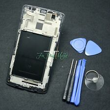 Middle Frame Chassis Housing For LG G Vista VS880 D631 W/ Frame Glue Tape&tools