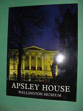 Apsley House 2000 UK History/ Guide Book Duke of Wellington Museum