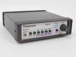 Timewave DSP-9+ Ham Radio Audio Noise Filter (good condition)
