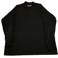 5.11 Tactical Series Black Long Sleeve Compression T-Shirt Mens Large L