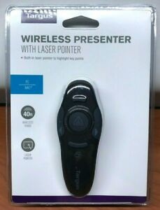 Targus Wireless Presenter with Laser Pointer AMP16