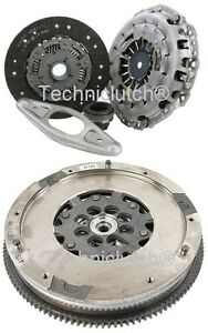 DUAL MASS FLYWHEEL DMF AND CLUTCH KIT FOR BMW 5 SERIES 530 D 525 D