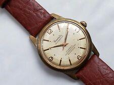 Rare Vintage Prasamatic Mens Watch Self Winding Automatic Movement 21 Jewels
