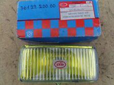 Nebelscheinwerfer NUR Einsatz ohne Gehäuse gelb 12V H3 NOS OVP ZKW 361.21