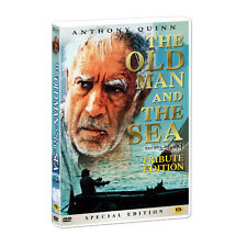 The Old Man and the Sea (1990) Anthony Quinn, Gary Cole DVD *NEW