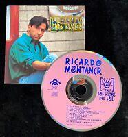 Audio CD - RICARDO MONTANER - Los Hijos Del Sol - USED Excellent (EX) WORLDWIDE