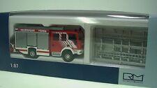 1:87 Rietze Iveco Magirus HLF 20 Alufire 3 / Feuerwehr Töpen