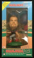 HTF Mark McGwire Limited Edition XL Headliner Bobblehead St Louis Cardinals