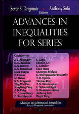 Advances in Inequalities for Series - New Book Sever S. Dragomir