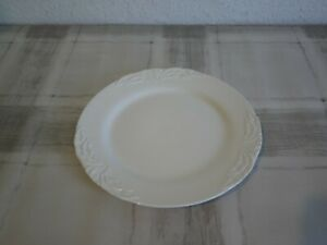 Villeroy & Boch - Foglia - Kuchenteller Frühstücksteller - Ø 20,5 cm - weiß