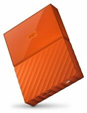 WD My Passport 2 TB Portable Hard Drive And Auto Backup Software For PC UK POST