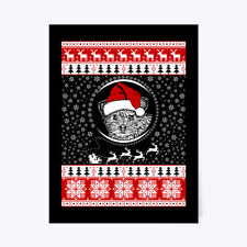 """Schnoodle Lover Christmas Tee Gift Poster - 18""""x24"""""""