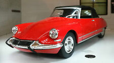 G LGB 1:24 Scale Citroen DS 19 1961 1963 Diecast V Detailed Model Cabriolet Car
