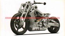 CONFEDERATE P120 FIGHTER 1966 cc Fiche Moto #001403