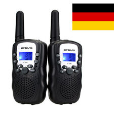 2XKinder Toys PMR Retevis RT388 Walkie Talkie 8CH Funkgerät VOX mit LC-Display
