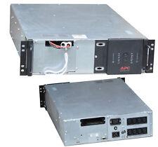 """2.2kva 2200va 48cm 19"""" SMART UPS Gruppo di continuità APC per rete ARMADIO nuove batterie #23"""