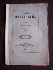 Revue d'Austrasie - Septembre 1841
