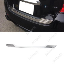 S.steel Rear Trunk Lid Cover Trim For 2017-2019 Nissan Versa Note Hatchback