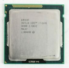 Intel Core i7-2600 (2nd Gen) 3.40GHz Quad Core Desktop CPU 8MB LGA1155 SR00B