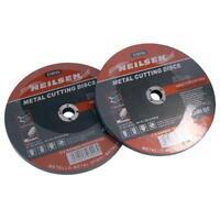 "Pack of 5 - 9 "" / 230 mm Abrasive Metal Cutting Disc Saw Blade"
