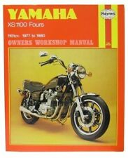 Yamaha Motorcycle Manuals and Literature 1978 Year of Publication Repair