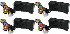 4 x GELID Solutions Variable Fan Speed Controls For Quiet CPU Cooler & Case Fans