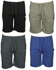 Mens Shorts Sweat Designer JACK & JONES Black Grey Navy Cotton Summer Gym
