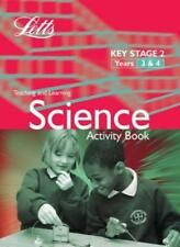 KS2 Science Activity Book: Years 3-4 (Letts Primary Activity Books for Schools,