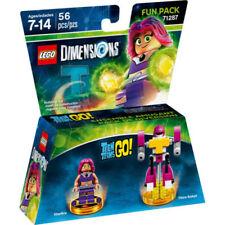 LEGO Originale DC STARFIRE minifigura ROM dimensioni 71287 NO costruisce//DISCHI NEW