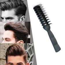Peigne antistatique bigoudi brosse coiffure hommes coiffant Men Hairdressing