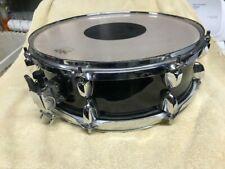 Sound Percussion Snare Drum 5x14 Black Good Condition