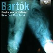 Bartók: Complete Music for Two Pianos (2014)