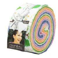 "Moda, Sunday Picnic, Jelly Roll, 2.5"" Fabric Quilting Strips, 20670JR, J15, J13"