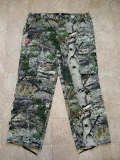 Mossy Oak XXL Mountain Country Camouflage Cargo Pants Aspen Camo 2XL 42x32 NWOT