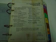 John Deere 550A 555A Crawler Loader Service Repair Manual Factory Oem Book Used