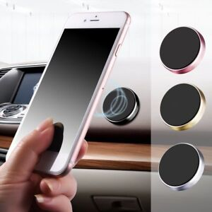 Universal Magnetic Stick on Dashboad Car Phone Holder For iPhone 11 Pro 7 & 6 6S